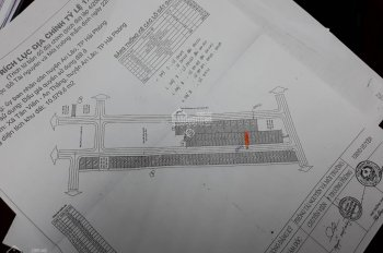 Bán đất đấu giá xã Tân Viên - Huyện An Lão - Hải Phòng
