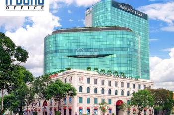 Cho thuê văn phòng đường Lê Duẩn, Q1, tòa Diamond Plaza, DT 200m2, giá 1,041 triệu/m2