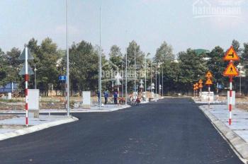 Đất nền trung tâm Dĩ An - sổ hồng riêng - xây dựng ngay - giá 2tỷ2/ 100m2 - LH 0902081291