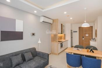 Cho thuê căn 1PN nội thất cao cấp, giá 13tr5/th có thương lượng cho khách dễ thương thuê, LH Ly