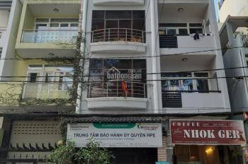 Bán gấp nhà mặt phố đường Võ Thị Sáu, P6, Q. 3, giá 31,5 tỷ