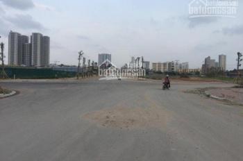 Lô góc duy nhất dãy NO7 đất dịch vụ Vạn Phúc, 50m2 sổ đỏ đường 15m nhìn trường học cạnh Him Lam