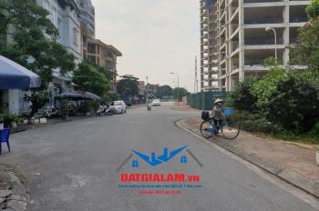 Bán lô đất 3 mặt thoáng 55m2 KĐT mới Sài Đồng, Long Biên. View công viên, chung cư Le Grand Jadin.