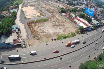 Siêu hot ra nhanh 5 lô DA KĐT Cát Linh Central Mall Long Thành, MT QL51, cách chợ 400m, hạ tầng đẹp