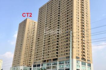 Bán căn hộ số 16, 2 PN tòa nhà CT1 - Chung cư C14 - Bắc Hà (Bộ Công An)