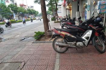 Bán nhà mặt phố Nguyễn Văn Cừ, LB, kinh doanh, vỉa hè rộng, ô tô, giá chỉ 6,7 tỷ, LH: 0915316898