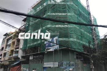 Nhà góc 2 mặt tiền đường lớn quận Tân Bình. DT 12x18m tiện phát triển chuỗi nhà hàng, coffee, spa