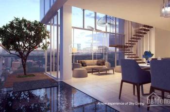 Bán Sunrise City South - tháp V5 - tầng 20 - DT: 220m2 - 4PN - Full đồ - sân vườn - 8 tỷ - hướng ĐN