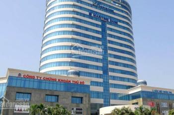 Cho thuê văn phòng tòa nhà VCCI Tower, Đào Duy Anh, DT 50m2, 100m2, 200m2, 1000m2. LH 0981938681