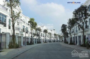 Bán biệt thự tứ lập khu Nguyệt Quế 20 - dự án Vinhomes The Harmony, đã hoàn thiện, 13 tỷ