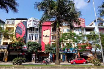 Cho thuê nhà mặt phố 58 Nguyễn Khuyến, Hà Đông, 100m2 x 5 tầng, mt 4,5m, có thang máy, 40tr/th