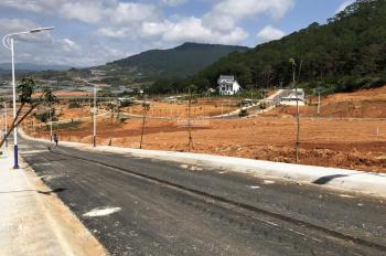 Đất nền Langbiang Town Đà Lạt. Giá chỉ từ 15 tr/m2 DT 200 - 315m2 có sổ đỏ ngay 0981.990.995