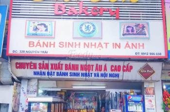 Cho thuê cửa hàng MP Nguyễn Trãi gần Vũ Trọng Phụng, DT 25m2 x 2t, MT 3.4m, giá 25t. LH 0974739378