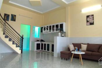 Bán nhà đẹp giá rẻ, 1 trệt 1 lầu, đường 6, Long Trường, Q9, SHR hoàn công đầy đủ