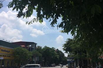 Bán nhà góc mặt đường Nguyễn Du, Phố Cổ Bắc Ninh vị trí kinh doanh đắc địa