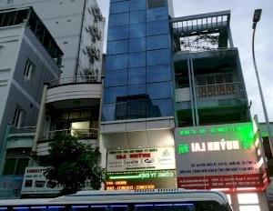 Bán nhà mặt tiền Lê Lai, Phường Bến Thành, Quận 1. DT 4x16m, nhà 6 tầng, HĐT 80tr/th, LH 0938767186