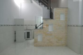 Bán nhà 3x6m, 1 lầu, 2PN, hẻm đường Bùi Minh Trực, phường 6, quận 8, LH 0901364736