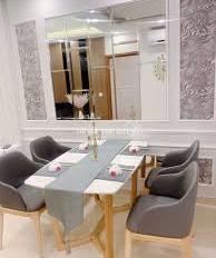 Cho thuê căn hộ Ngọc Khánh, Q. 5, 60m2, 2PN, full NT, giá: 12tr/th, LH: 0938539253