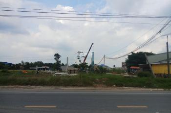 Bán đất mặt tiền đường Tỉnh Lộ 825, 10x25m, giá 1.5 tỷ, liền kề công viên Võ Văn Tần