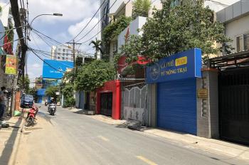 Bán nhà mặt tiền Nguyễn Cửu Vân trung tâm Bình Thạnh. DT 8x28.5m