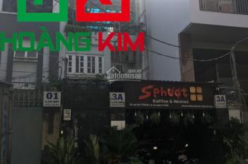 Cho thuê villa 3 lầu MT đường Lam Sơn Phường 2 Quận Tân Bình - Diện tích: 8.5x26m - Kết cấu: 3 lầu