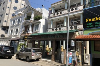Nhà mặt tiền đường Số 5, Trần Não, Quận 2, đang kinh doanh khách sạn