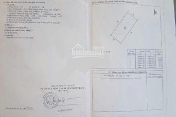 Cần tiền bán đất nằm ngay MT Phan Văn Đáng, Nhơn Trạch gần chợ Phú Hữu tiện KD 300m2 chỉ 1,3 tỷ SHR