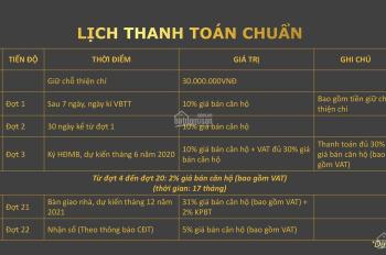 La Partenza mở bán căn hộ hot nhất Nam Saigon, thanh toán 30% tới khi nhận nhà, CK 12%, 0906234169