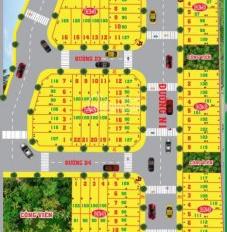 Đất 2 mặt tiền Lê Duẩn, QL51 sân bay quốc tế 90 - 300m2, giá TT 1tỷ4/120m2, TC SHR 0906.349.031 Thọ