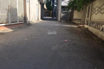 Bán đất đường lớn, mặt tiền rộng tại TDP Đào Nguyên, Trâu Quỳ, DT: 75m2, MT: 5m, LH: 0977553476