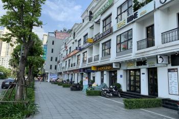 Lô Shophouse K2 - Mặt đường Hàm Nghi MT 20m. DT 210m2 lô góc nhà xây thô 4.5 tầng giá 31.5 tỷ