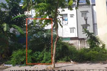 Bán nhanh lô đất Công Ích Quận 4, toạ lạc tại Nguyễn Lương Bằng (4x17.5=70m2). Giá: 5.88tỷ, sổ hồng