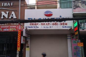 Cho thuê mặt bằng tại 418 Nguyễn Thị Thập, Tân Quy, Quận7. LH  0903 80 14 28