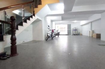 Cho thuê nhà mặt tiền Ung Văn Khiêm, P25, Bình Thạnh