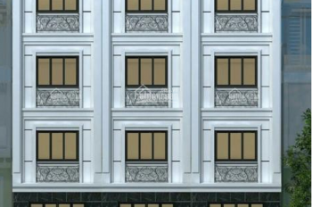 Bán nhà liền kề Gia Quất diện tích 31m2 xây mới 4 tầng hướng Tây, giá 2,2 tỷ