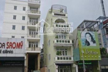 MT Sư Vạn Hạnh gần Vạn Hạnh Mall, DT: 4x20m, trệt, 3 lầu, có HĐ: 100tr/tháng, giá: 32 tỷ