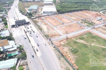 Bán đất nền khu đô thị Cát Linh MT QL51, ngay chợ mới Long Thành, sổ riêng, giá 12tr/m2. 0918590820