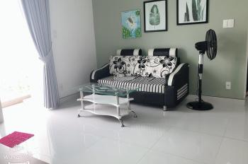 Cho thuê căn hộ 2PN, 2WC, 80m2, 12 triệu full đẹp vị trí view biệt thự tầng cao. LH 0338390033