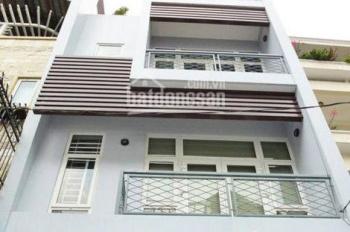 Bán nhà góc 2 mặt tiền HXH đường Mạc Đĩnh Chi, P. Đa Kao, Q.1, 4x10m, trệt, 3 lầu, ST giá 8,8 tỷ
