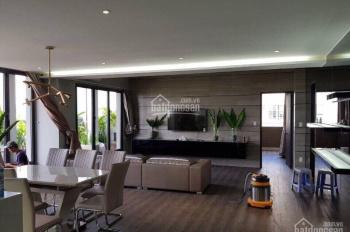 Cho thuê căn hộ Nam Phúc Le Jardin 121m2 lầu cao, nội thất mới 100%, giá 25tr, LH: 0914 86 00 22