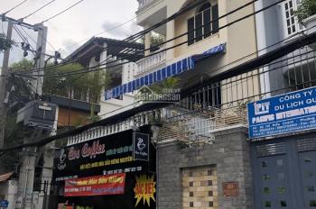 Q1 Nguyễn Thái Bình - Mặt tiền ngang 4m GPXD 1 hầm 5 lầu