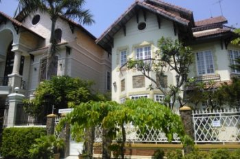 Cần bán biệt thự đường Phạm Ngọc Thạch, P6, Quận 3 (8.3x20m) CN: 161m2 giá 70 tỷ