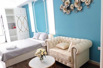 Cho thuê gấp căn studio giá cực rẻ full nội thất TẦNG CAO chỉ 13 TRIỆU/THÁNG LH O9O9461418 Bình