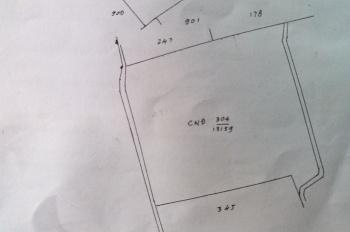 Cần bán 13500 m2 đất 2 mặt tiền thuộc Tân Định, Bến Cát, cách Mỹ Phước Tân Vạn 100m
