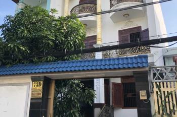 Bán nhà mặt tiền đường Nguyễn Thượng Hiền, Q. Bình Thạnh. LH chính chủ 0979687787 hoặc 0937638639
