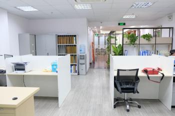 Chính chủ cho thuê văn phòng đẹp mặt đường Nguyễn Xiển, Thanh Xuân, dt 150m2, đầy đủ tiện nghi