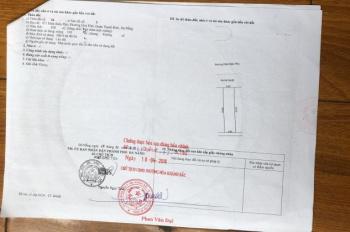 Chính chủ bán gấp đất mặt tiền đường Điện Biên Phủ, Hòa Khê, quận Thanh Khê. LH: 0905204187