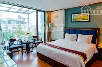 Bán khách sạn mặt tiền đường lớn tại TP Vinh, Nghệ An