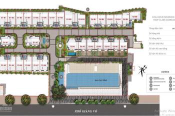 Dự án mới duy nhất trung tâm quận ba đình - đẳng cấp thượng lưu - Grandeur Palace 138 Giảng Võ