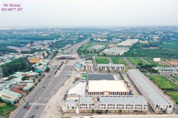 Cần thanh lý lô đường lớn KDC thương mại Phước Thái, ngay Quốc Lộ 51, giá đầu tư 093 8877 287